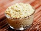 Рецепта Разядка от броколи и рулца от раци с майонеза